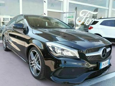 usata Mercedes CLA220 d S.W. 4Matic Automatic Premium