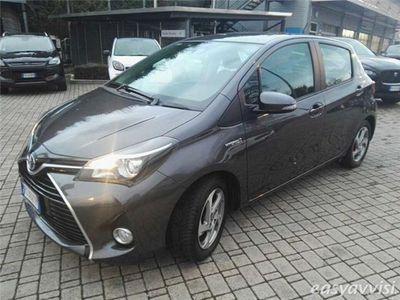 usata Toyota Yaris Hybrid benzina