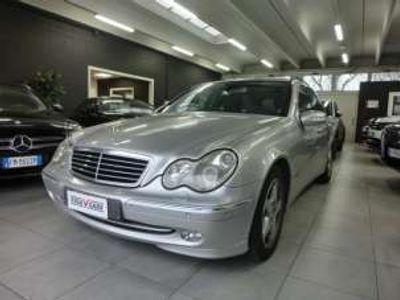 usata Mercedes C270 CDI cat S.W. Avantgarde OCCASIONE Diesel