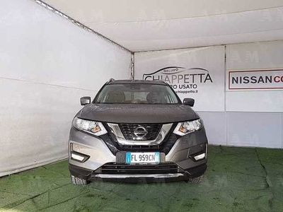 usata Nissan X-Trail 1.6 dCi 4WD N-Connecta