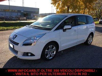 usado Peugeot 5008 2.0 HDi 163CV aut. Business usato