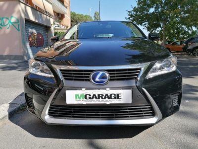usata Lexus CT200h 1.8 hybrid rate e permute