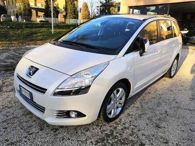 usata Peugeot 5008 1.6 HDi 115CV Mix AUTOCARRO 5 POSTI