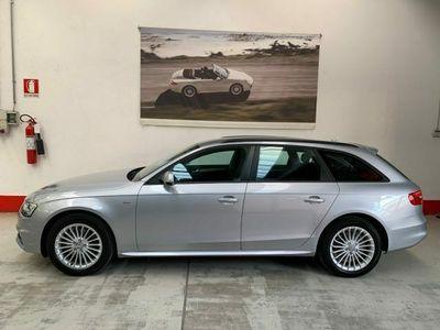 usata Audi A4 Avant 2.0 TDI 190 CV quattro Business Plus S-LINE