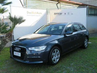 brugt Audi A6  NAVI XENO Avant 3.0 TDI 245 CV quattro S tronic Business
