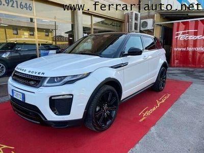 usata Land Rover Range Rover evoque 2.0 eD4 5p. SE Dynamic Automatica