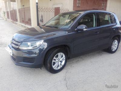 used VW Tiguan 2000- 140 cv