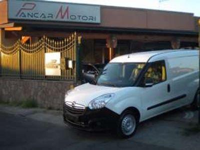 usata Opel Blitz combo 1.4 turbo ecom pl-tn van(1000kg) benzina/metano