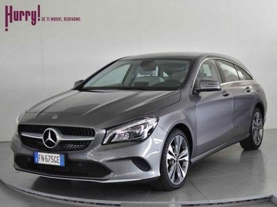 usado Mercedes CLA200 d S.W. Automatic Business Extra