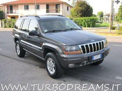 usata Jeep Grand Cherokee 2.7 CRD Laredo LX automatica