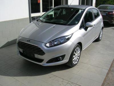 usata Ford Fiesta Plus 1.2 60CV 5 portePack OK NEOPATENTATI
