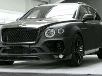 usata Bentley Bentayga mansory w-body mullin megavoll 23 benzina