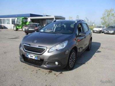 second-hand Peugeot 2008 - 2013