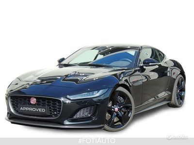 usata Jaguar F-Type 5.0 V8 450 CV aut AWD Coup First