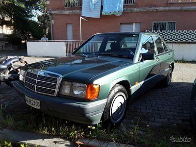 usata Mercedes 190 2.0 cat - 1992