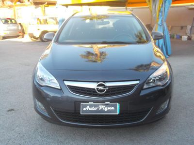 usata Opel Astra 1.7 CDTI 110CV Sports Tourer Busin