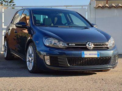 usata VW Golf VI GTD 2.0TDI DSG 5p. - 2010