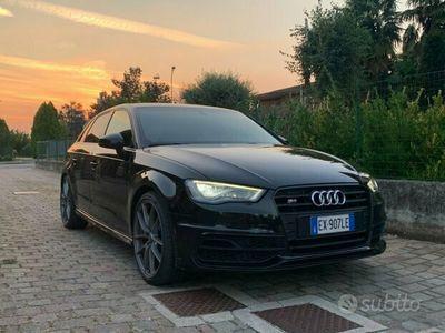 usata Audi S3 300 cv 2015