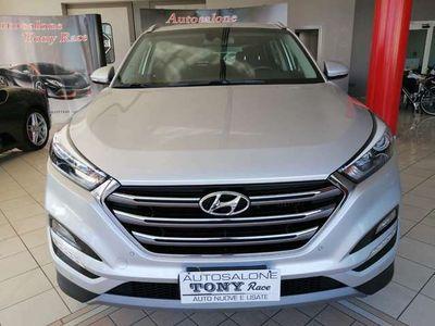 usata Hyundai Tucson Tucson 1.7 CRDi XPossible