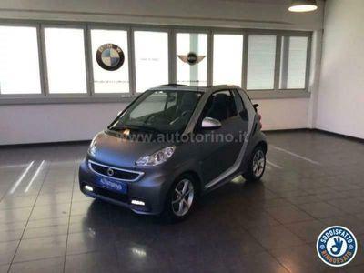 usata Smart ForTwo Cabrio FORTWO CABRIO 1.0 mhd Pulse 71cv FL