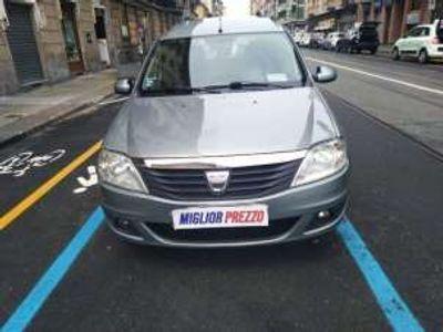 usata Dacia Logan MCV 1.6 GPL 5 posti Lauréate Benzina/GPL