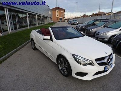 usado Mercedes E220 CDI CABRIO SPORT CV170, cambio automatico!