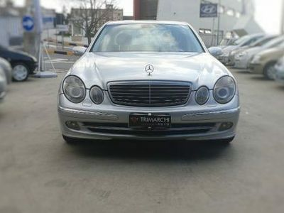usata Mercedes E270 CDI cat Avantgarde