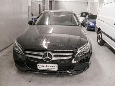 używany Mercedes 200 Classe C Station Wagond Automatic Sport usato