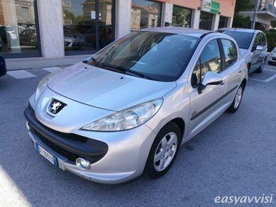 usado Peugeot 207 1.4 hdi 70cv 5p. energie sport diesel