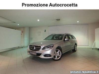 usado Mercedes E220 CDI S.W. Sport Auto