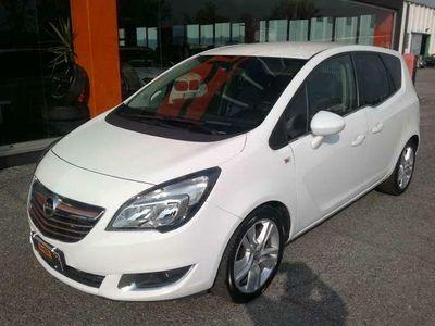 usata Opel Meriva 1.6 CDTI 110CV S&S Design Edition