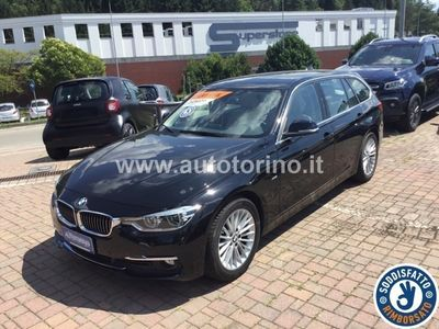 usata BMW 318 SERIE 3 TOURING d touring Luxury auto