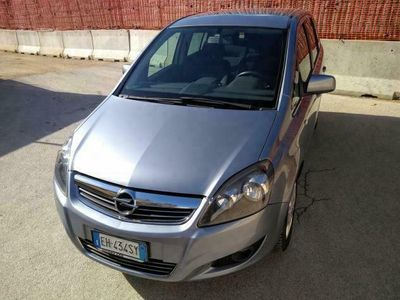 usata Opel Zafira 1.7 CDTI 110CV ecoFLEEdition usato