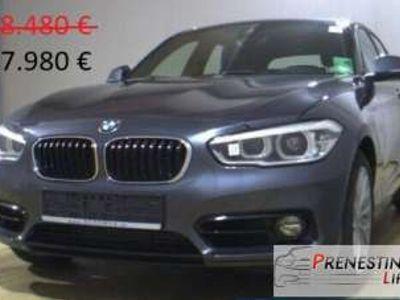 usata BMW 120 d 5p. Sport Line navi pdc Led Varie Disponiblità Diesel