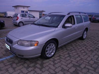 usata Volvo V70 2.4i 20V cat Bi-Fuel Metano Momentum