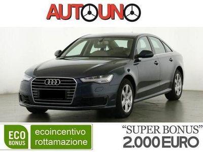 begagnad Audi A6 2.0 TDI ultra S tronic Business usato