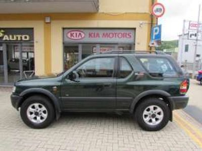 usata Opel Frontera Altro Diesel