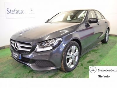 usata Mercedes C200 d Automatic Business rif. 7383407