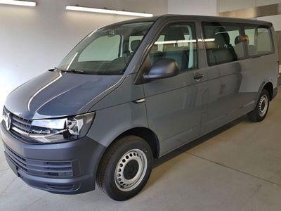 gebraucht VW T6 Kastenwagen Kombi Wltp 9-sitzer 3400 Mm 2.0 Tdi Bmt 110kw /...