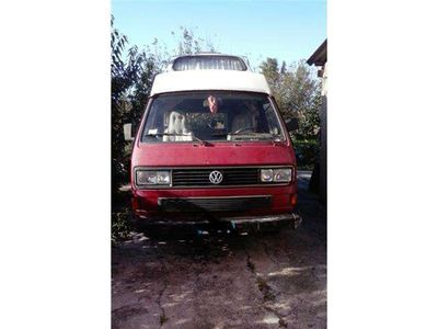 usata VW California T3westfalia
