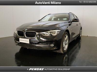 usado BMW 318 d Touring Sport