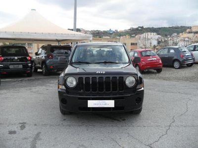 usata Jeep Patriot 2.0 Turbodiesel CRD Limited