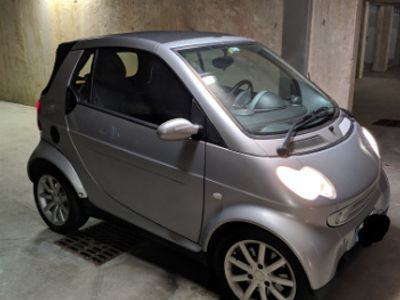 brugt Smart ForTwo Cabrio fortwo 800 40 kW cabrio passion cdi