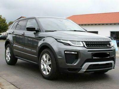 usata Land Rover Range Rover evoque 2.0 td4 se