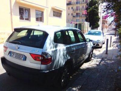 usata BMW X3 2.0d cat usato