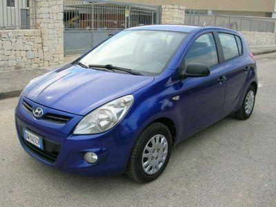 used Hyundai i20 1.2 5p. BlueDrive GPL Comfort rif. 12061047