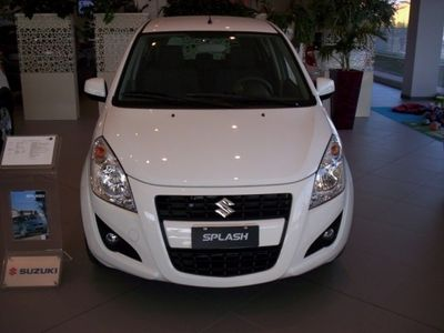 "usata Suzuki Splash 1.2 VVT GL Style""METANO"""