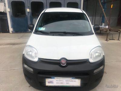 gebraucht Fiat Panda 1.3 mjt autocarro 2 posti euro 5b