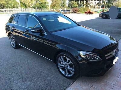 usata Mercedes C250 Classed S.W. 4Matic Automatic Premium