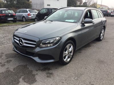 used Mercedes C220 d S.W. Auto Business